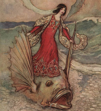 Warwick Goble  dans Illustrateurs ilpen