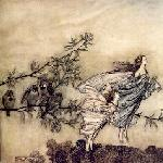 Arthur Rackham art