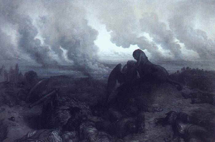 Gustave Doré, Enigma