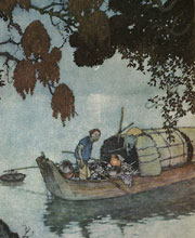 Hans Christian Andersen, The Nightingale, The Poor Fisherman