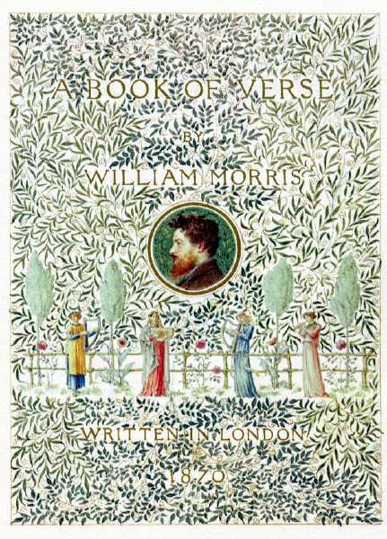Book of Verse 1870