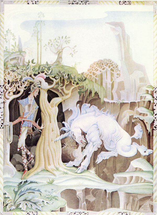 Kay Nielsen - The Unicorn