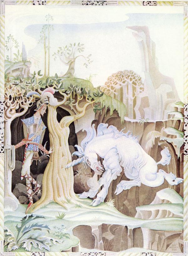 Kay Nielsen - The Unicorn