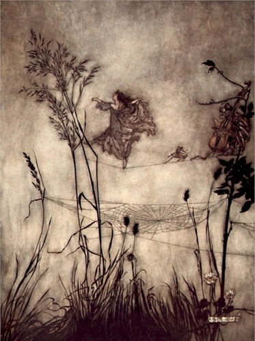Arthur Rackham  	Art Prints and Posters