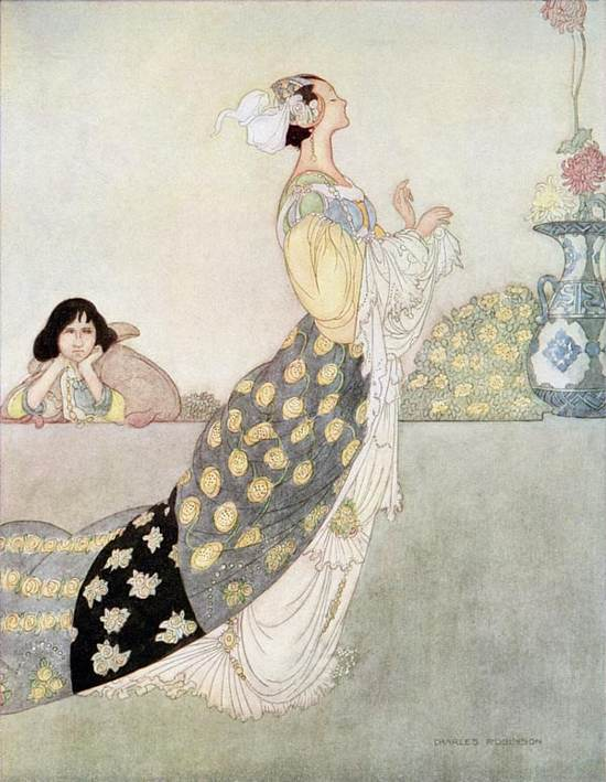 Charles Robinson, The Happy Prince and Other Tales